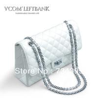 High quality  PU leather fashion chain handbag women messenger bag shoulder bags lady small handbags