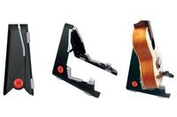 Aroma AUS-02 ABS Foldable Instrument Hawaii Guitar Violin Ukulele Mandolin Stand Holder