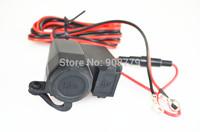 New Motorcycle 12V USB Cigarette  charger Lighter Power Port Integration Outlet Socket 5v usb power charge socket D-961