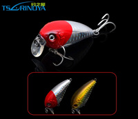 Trulinoya DW04 50mm/8g Quality Plastic Crank fishing lures fishing hard bait