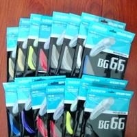 Free shipping<20pcs/lot>BG66 10m*0.7mm nylon mix colors/BG66 Badminton String