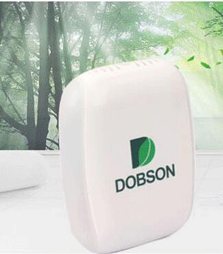 Portable negative ion oxygen bar air purifier cleaner negative ion generator smoke elimination electronic masks(China (Mainland))