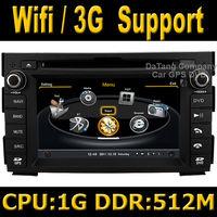 S100 Car GPS DVD Head Unit Sat Nav for Kia Ceed / Cee'd / Venga 2008 - 2012 with Wifi / 3G Host TV Radio Stereo Player 1G CPU