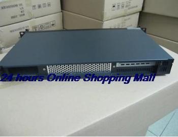 Quality aluminum panel firewall computer case 1u ultra-short ros computer case belt lcd display screen aluminum