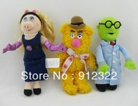 "The Muppets Show 8"" Plush Toy Set of 3"