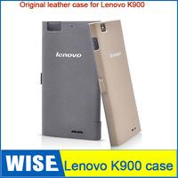 New Original Lenovo K900 Leather Case In Stock Lenovo K900 Case Protective Case