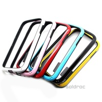 High Quality Dual-color Frame Bumper Soft TPU Protective Case Cover for Samsung Galaxy Grand Duos i9082 Free Shipping
