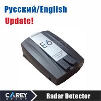 Car Radar detector Russian voice alarm vehicle speed control Radar detect flow camera E6