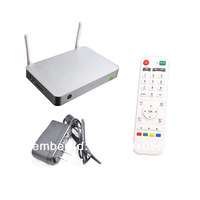 Ugoos UT1 Quad core RK3188 android4.2 support XBMC RAM2GB+8GB Nand Flash android4.2 smart tv box free shipping