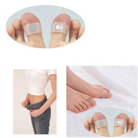 Hot! Guaranteed 100% New Original Magnetic Silicon Foot Massage Toe Ring Weight Loss Slimming Easy Health