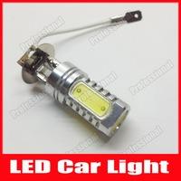 H3 7.5W 450-500LM White Light LED Bulb for Car Fog Lamp (DC 12V)