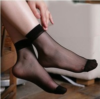 5Pcs/lot Quality velvet stockings women socks ultra-thin models lady short stockings crystal socks sexy girls hose new