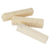 3PCS 28mm MANDOLIN BONE NUT / BONE