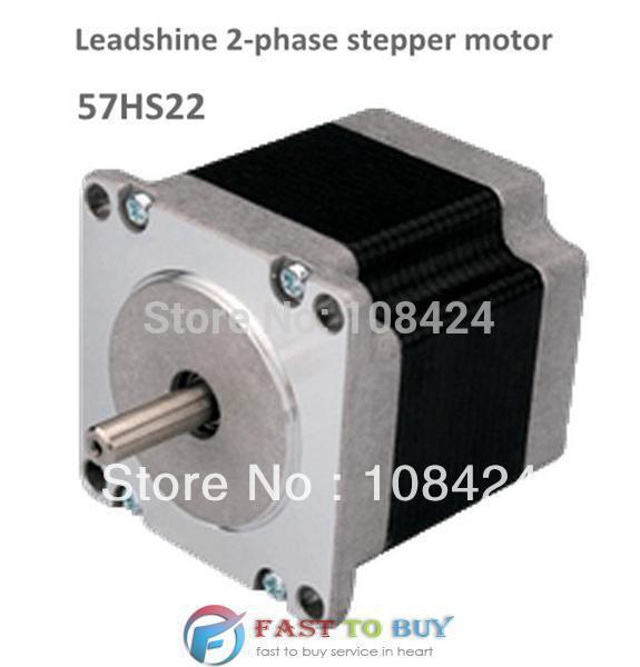 Leadshine 57hs nema23 Serie 2- Phase schrittmotor 57hs22- c( bipolaren) parallel 5.0a 283.2( 2.0) n. M neuen kostenlosen versand