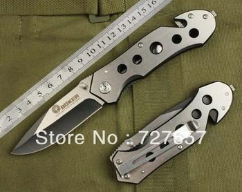 Boker Knives 767 Tactical Folding Blade Knife Survival Outdoor Hunting Camping Combat Pocket Knife Free Shipping