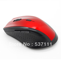Free Drop Shipping USB Optical Mouse DPI Adjustable for Laptop Computer 2.4GHZ wireless mouse