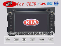 Android 2.3 KIA CEED VENGA CAR  DVD player 2008-2011 with 3G WIFI 1G CPU free rear view camera free antenna