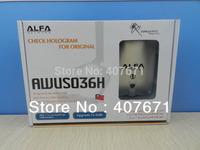 High Power ALFA AWUS036H 1000MW WIFI USB Adapter 5DB Antenna Free Shipping Dropshipping