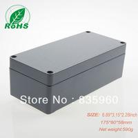 XDW01-15 aluminium extrusion box enclosure 175*80*58mm 6.89*3.15*2.28inch