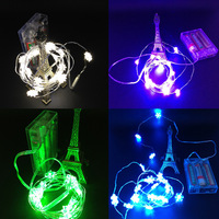 Hot 2M All sorts of modelling of all sorts of color of the LED String Fairy Lights Free Shipping
