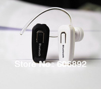 Factory price Bluetooth Headset  Bluetooth Headset Universal Bluetooth Headset for all Mobile Phone 2pcs/lot Free Shipping