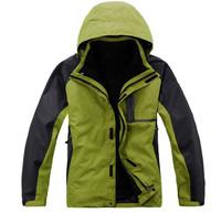 Outdoor Ski Jacket Wolf Brand Winter Sports Jackets For Men Outerwear & Coats Skiing Camping Hiking Climbing Waterproof Coat