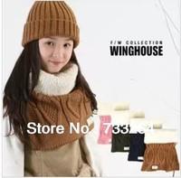 1 pc Hot Sale 2013 Winter children kid's Girl Boys Fashion Shawl Shoulder Wraps Keep Warm Free Shipping Hot Sale