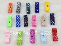 100pcs/lot 16 colors.,hairpins,clips,barrettes,hair bows