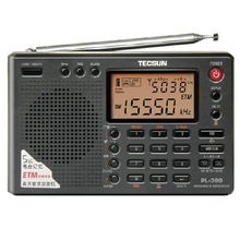 Wholesaler TECSUN PL-380 Gift Mini Radio DSP ETM PLL World Band FM SW MW LW Digital Demodulation Stereo Portable Radio