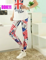 New Womens Punk Sexy Funky Stretchy Leggings Pencil Skinny Pants Pick DDK11