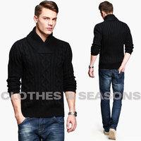 Vintage Knitting Patterns 2013 Men's Winter Clothing Long Sleeve Men's Sweaters Slim Casual Cardigan Sweater Men