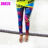 New Womens Punk Sexy Funky Stretchy Leggings Pencil Skinny Pants Pick DDK20