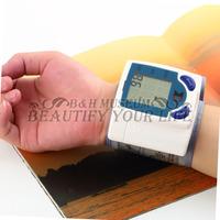 1 PCS Arm Blood Pressure Monitor Wrist Cuff  Heart Beat Meter Machine