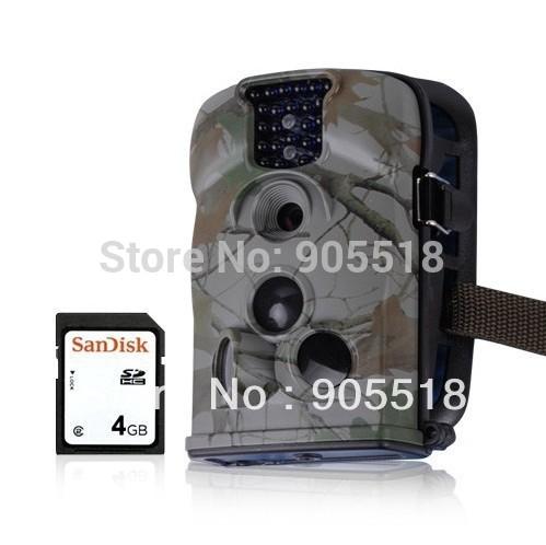 Photo Event Game Camera Hunting Camera Thermal Camera MMS Wild Camera LTL-5210M For Hunting(China (Mainland))