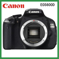 Free shipping! 2013 NEW Canon EOS 600D / Rebel T3i BODY ONLY Digital SLR Camera w