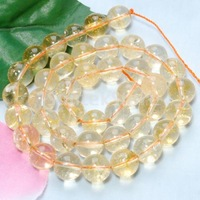Free Shipping Crystal Round Loose Beads Strand 10mm / 15.5 Inch