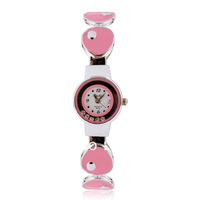 Free shipping new 2013 Watch primary school students female the trend of personalized bracelet watch girl