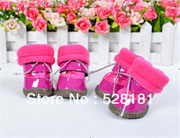 Free shipping, Pretty Pet shoes,Variety of colors