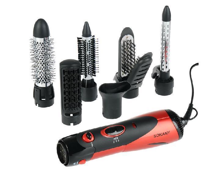 ... hair brush rotating styling comb curling iron 1Pcs/Lot Free shipping