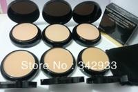 1PC Free shipping!Poudre universelle compacte poudre pressed fini naturel natural finish pressed powder 15g