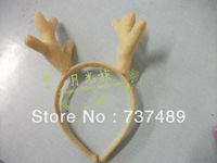 Christmas animal  christmas antlers  hair pin  kids toy