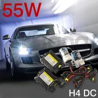 Free Shipping Xenon HID Kit Car Headlight Slim Ballast 55W H11 h4-2 H7 H9 H1 9006 Xenon Bulb 4300K 6000K 8000K 10000K 12000K 12V