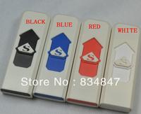 Slim USB Rechargeable Electronic Cigarette Lighter creative windproof lighter
