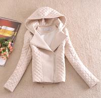 2014 Parkas For Women Winter Coat Jacket Women Outerwear Blue Beige Black Plus Size Short Down Jacket Parka Jaqueta Feminina