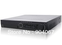 DS-7732NI-SP Hikvision OEM NVR, Plug & Play w/ 8 PoE network interfaces,4 SATA HDD interface up to 4TB each,1920*1080P