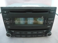 Original new  BHMC single CD radio head unit for Hyundai Elantra car radio MP3 AUX tuner