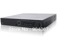 Hikvision 32ch NVR DS-7732NI-E4 that is DS-7732NI-ST with 200Mbps, 4 SATA, 1920*1080P resolution, up to 5MP