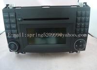 Original new Alpine single CD radio N25-MF2830 for Mercedes Vito B class Audio 20 CD A169 900 20 00 made in Hungary