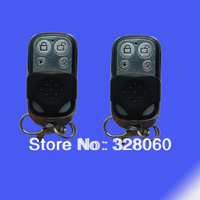 2 PCS ,Wireless4-channel door metal remote switch  control transmitter  for alarm system