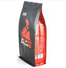 454g Yunnan Coffee Beans At an Altitude of 1500 Meters Round Coffee Bean Fresh Roast China
